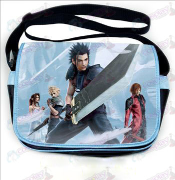 Final Fantasy Accessories colored leather satchel 525