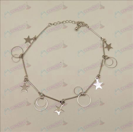Lucky Star Accessories Anklets (bicyclic)