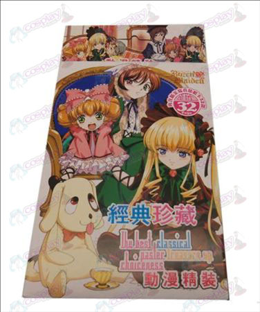 32 Rozen Maiden Accessories Stickers