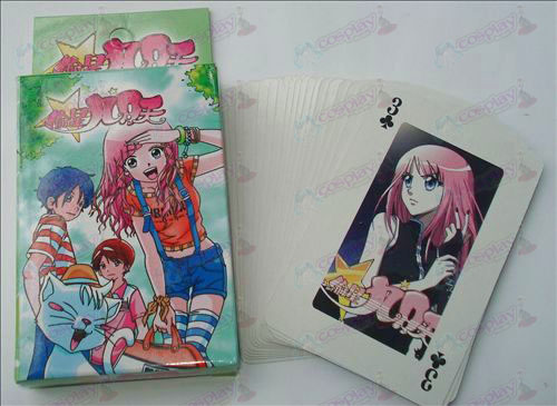 Star-Stealing Girl Accessories Poker (2)