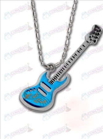 K-On! Accessories-Guitar 2 Necklace