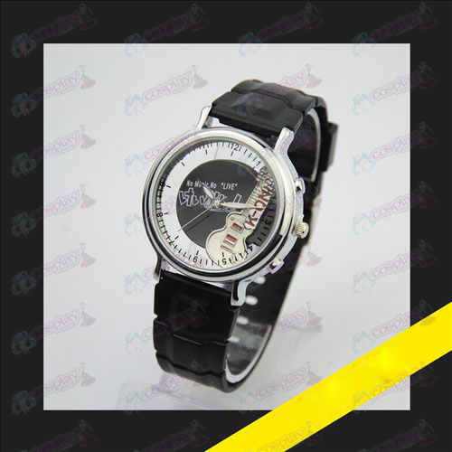 Relief skeleton watch-K-On! Accessories