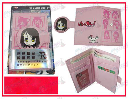 Personality Wallet-K-On! Accessories