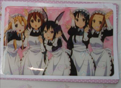 K-On! Accessories jelly sticker (10 / set)