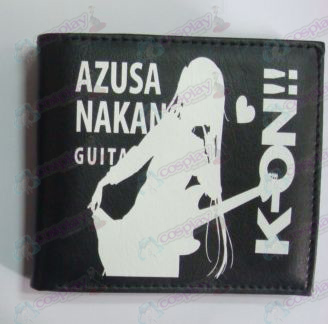 K-On! Accessories Wallet (Black)