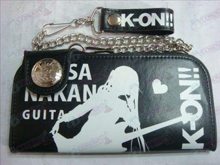 K-On! Accessories big purse (black)