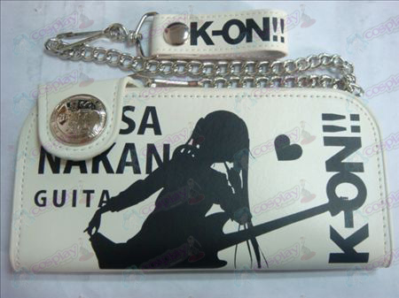 K-On! Accessories big purse (White)