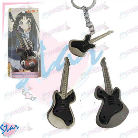 K-On! Accessories Guitar Keychain