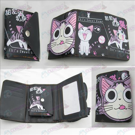 Sweet Cat AccessoriesQ Version bulk wallet