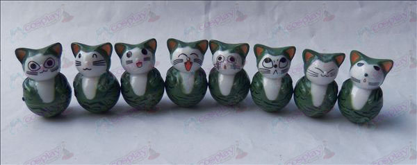 Eight Sweet Cat Accessories Tumbler