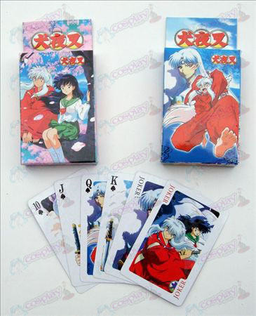 InuYasha Accessories Poker