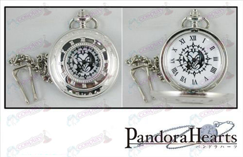 Scale hollow pocket watch-Pandora Hearts Accessories
