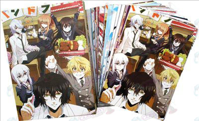 Pandora Hearts Accessories Postcards 2