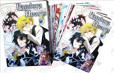 Pandora Hearts Accessories postcard 1