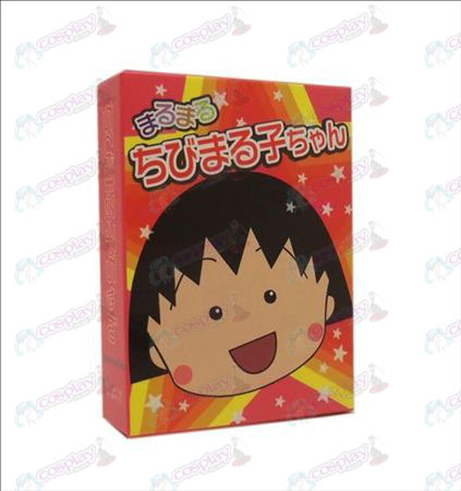 Hardcover edition of Poker (Chibi Maruko Chan Accessories)