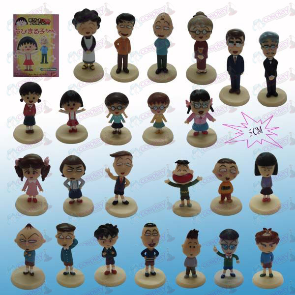 24, Maruko doll base package
