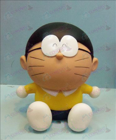 Doraemon Nobita changed hands to do