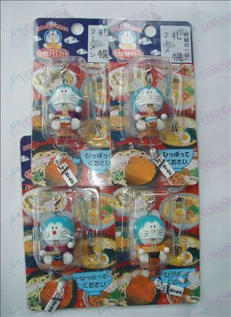 4 models jingle Ramen ornaments (4 / set)