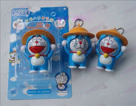 Doraemon face doll ornaments (a)