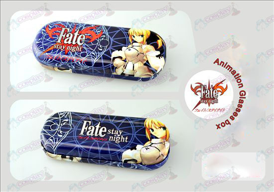Steins; Gate Accessories guardian night glasses case