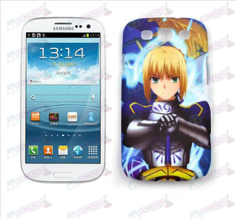 Samsung I9300 mobile phone shell-Steins; Gate Accessories11