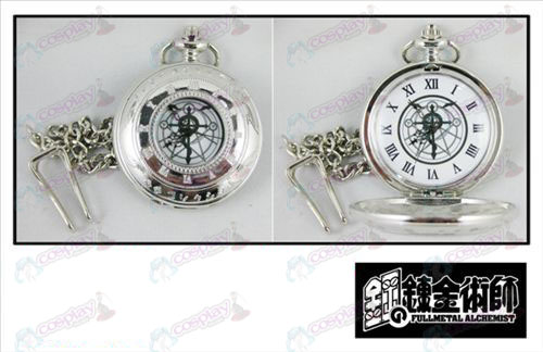 Scale hollow pocket watch-Fullmetal Alchemist Accessories