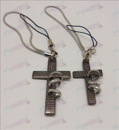 Blister Death Note Accessories tricyclic Couple Phone Strap