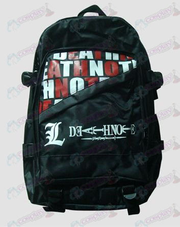 Death Note Accessories Backpack 1121