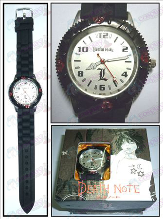 Death Note Accessories caike Watches
