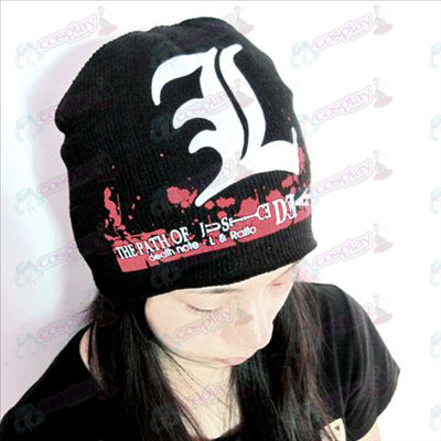 Death Note Accessories Winter Hats