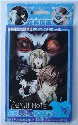 32 Death Note Accessories Stickers