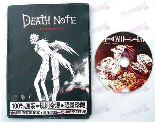 Death Note Accessories This package