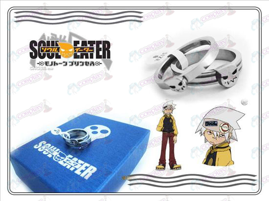 Soul Eater Accessoriessoul edition stainless steel couple rings