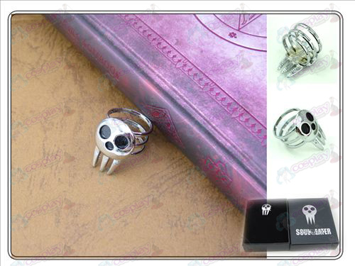 Soul Eater Accessories Collector's Edition Ring