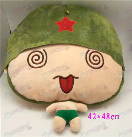 1 # Artillery Plush Pillow (B)