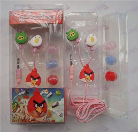 Angry Birds Accessories Headphones