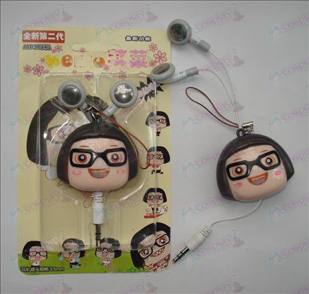 Hello Cai Cai headphones