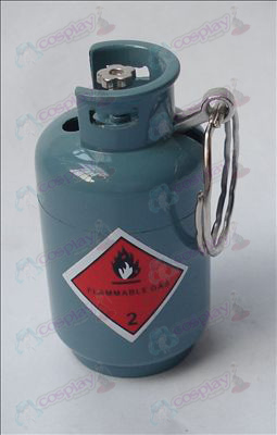 Gas tank lighter (small blue)