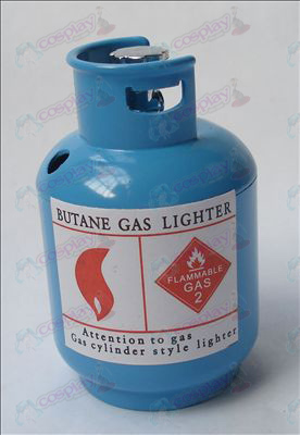 Gas tank lighter (Big Blue)