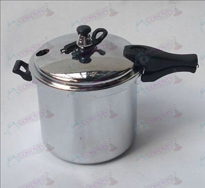Pressure cooker lighter