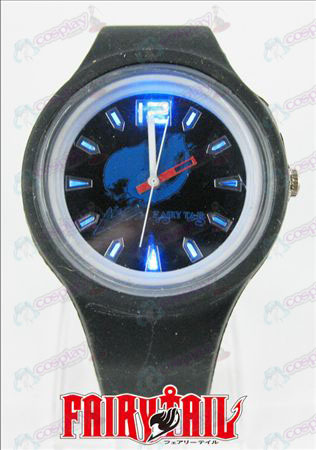 Colorful flashing lights sport watch-Fairy Tail Accessories