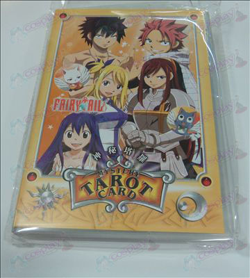 Fairy Tail Accessories mysterious Tarot
