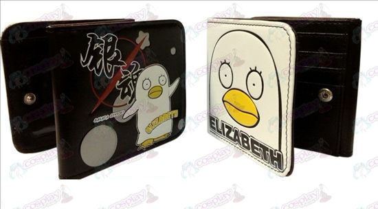 Gin Tama Accessories fold wallet