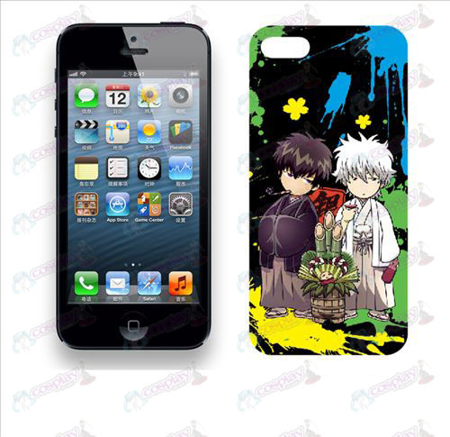 Apple iphone5 phone shell 005 (Gin Tama Accessories)