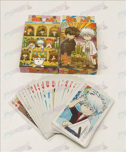 Gin Tama Accessories Poker