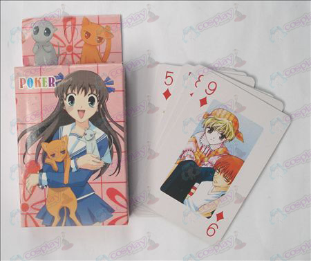 Fruits Basket Accessories Poker (2)