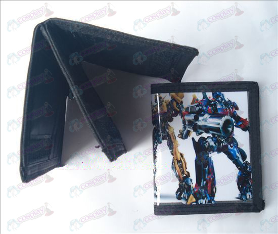 PVCTransformers Accessories Wallets