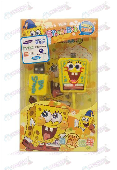 SpongeBob SquarePants Accessories Data Line
