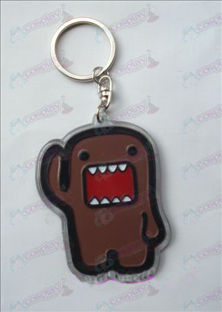 Domo Accessories Organic Keychain (6 / set)