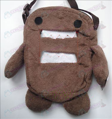 Domo Accessories plush bag (in) 17 * 24 cm